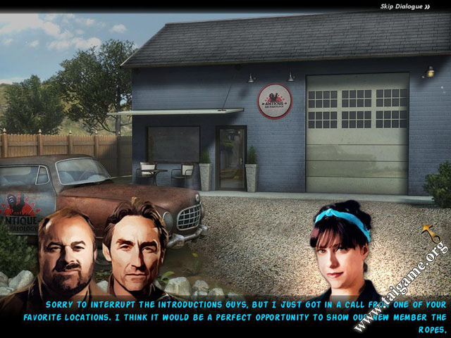 American Pickers The Road Less Traveled Game