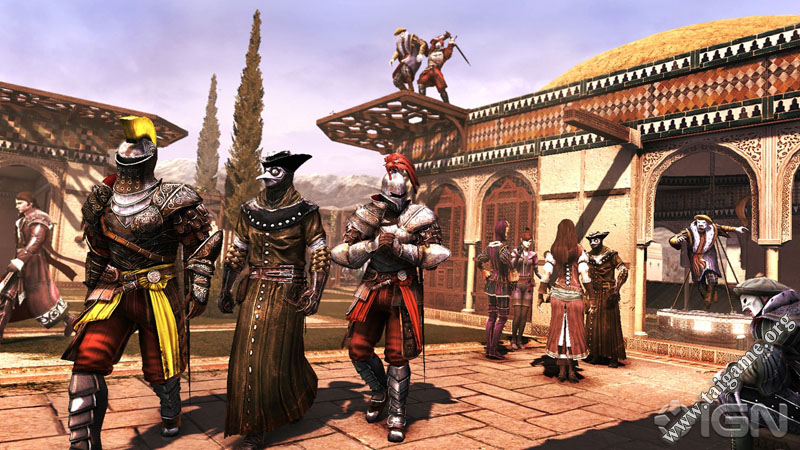 ASSASSIN'S CREED BROTHERHOOD GAME FOR ANDROID DEVICE ...