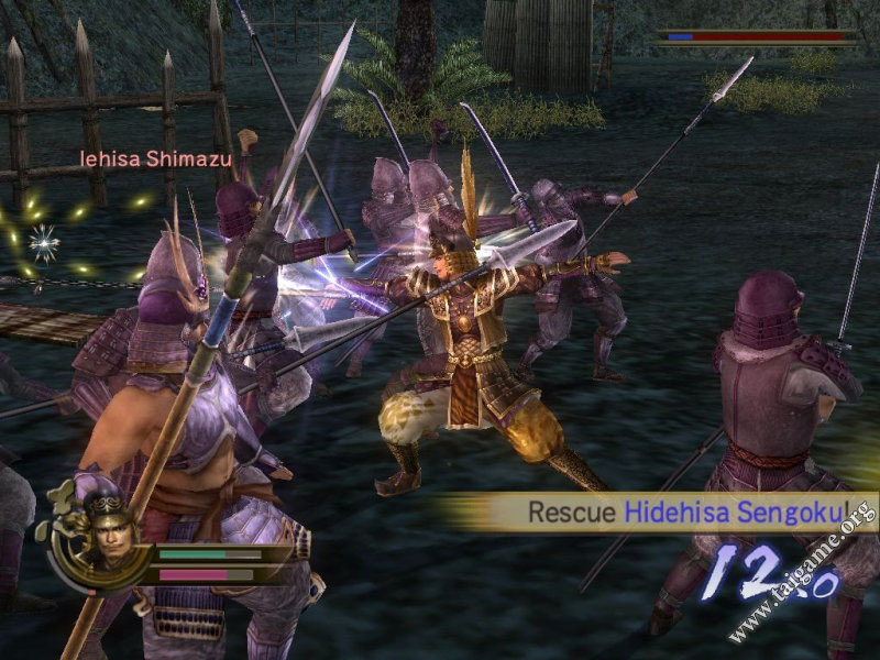 Samurai Warriors 2 - Download Game PC Iso New Free