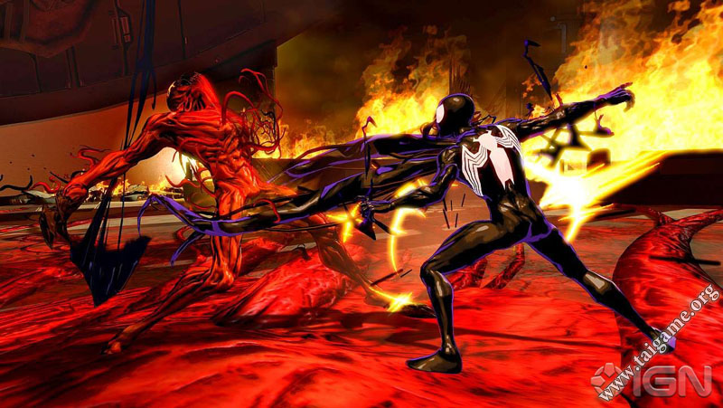 spiderman shattered dimensions download free full