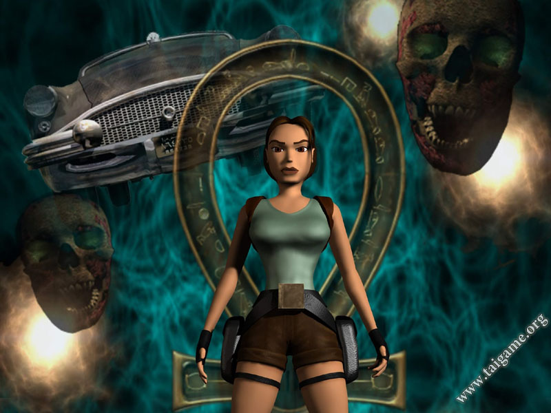 Tomb Raider Chronicles Download (2000 Action adventure Game)