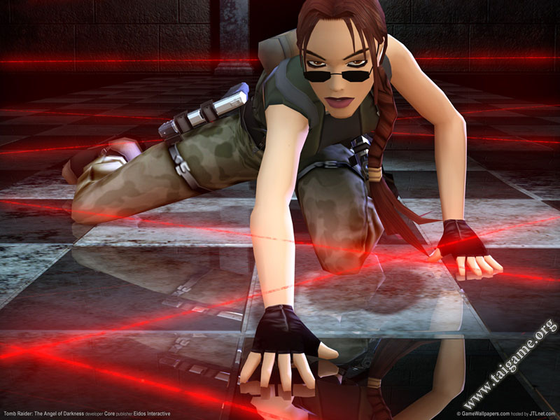 Tomb Raider The Angel Of Darkness - Download Free Full Games  Arcade  Action Games-4897