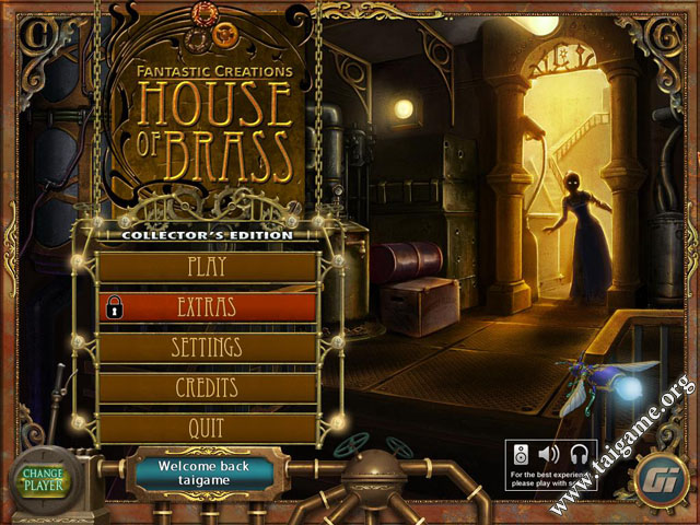 ... Fantastic Creations: House Of Brass Collectoru0027s Edition Picture1 ...