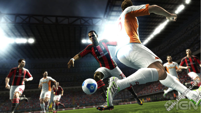 Pro Evolution Soccer PES 2012 - Tai game | Download game Thể