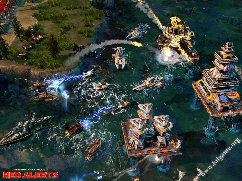 Red Alert 3 video Red Alert 3 picture1 ...