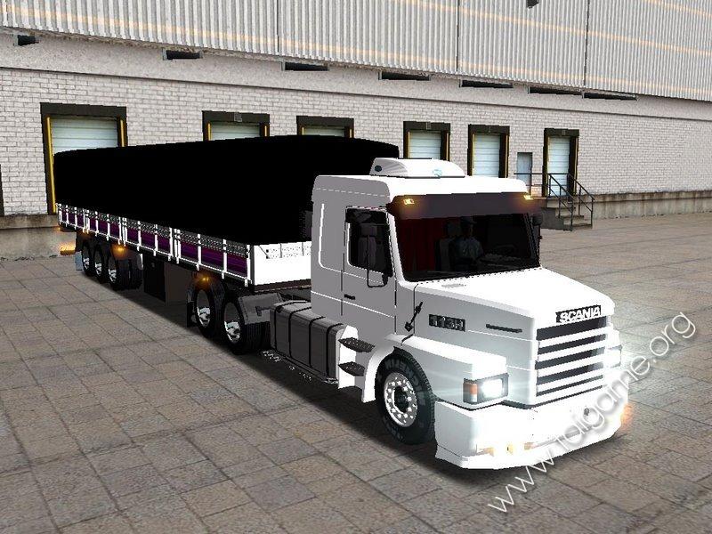 mods 18 wheels of steel american long haul