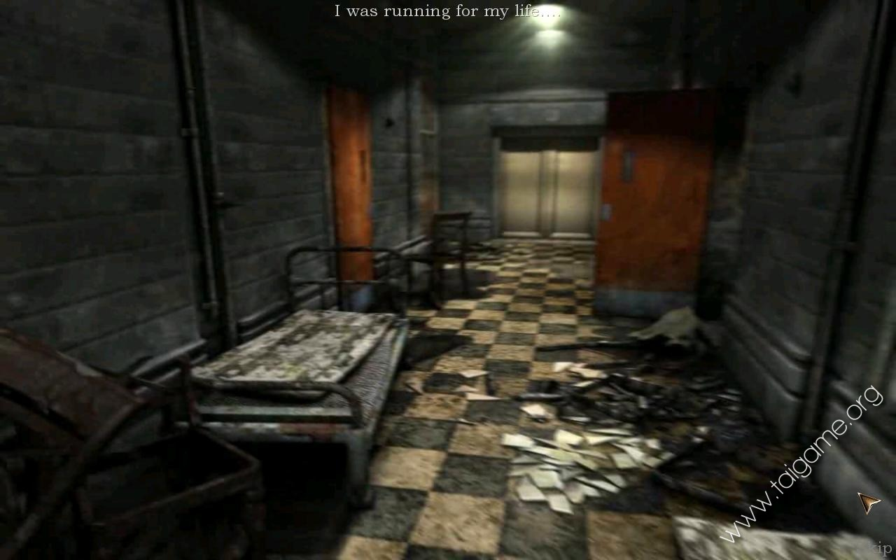 abandoned games