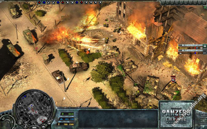Codename Panzers - Cold War (free version) download for PC