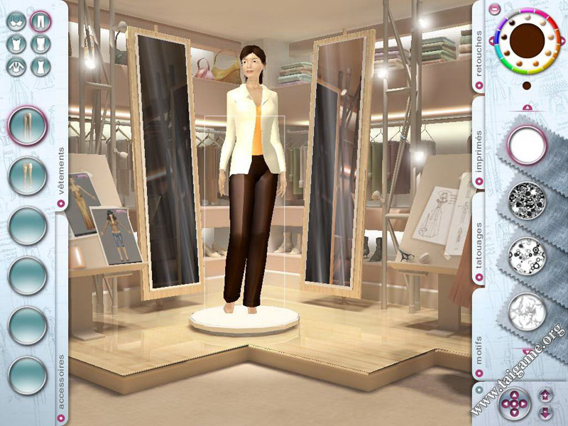 Imagine Fashion Designer - Download Free Full Games ...