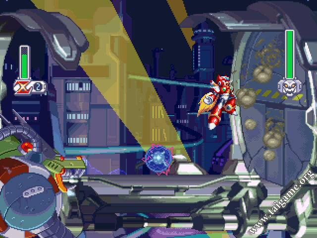 Megaman X4 (Rockman X4) - Download Free Full Games | Arcade