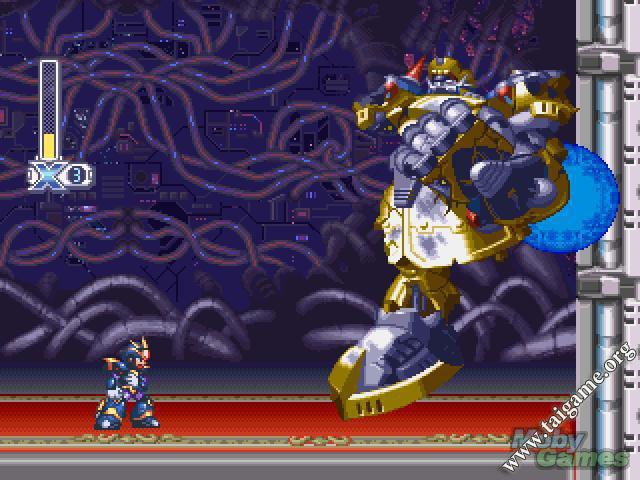 Megaman X4 Psp Eboot