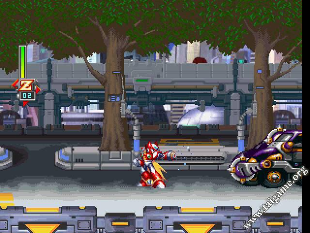 Mega man x5 download on games4win.