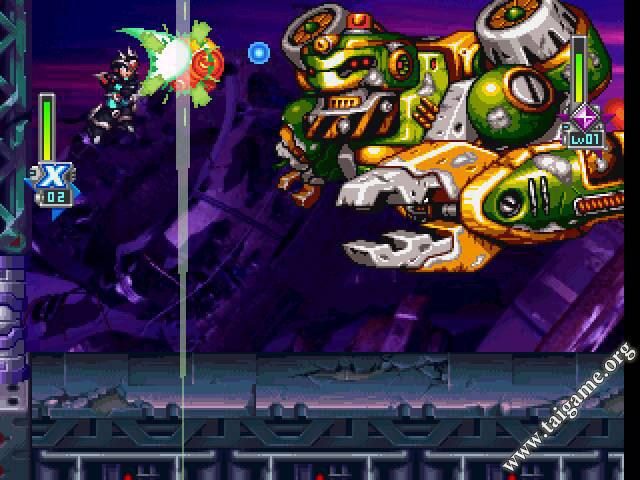 Megaman X6 (Rockman X6) - Download Free Full Games | Arcade
