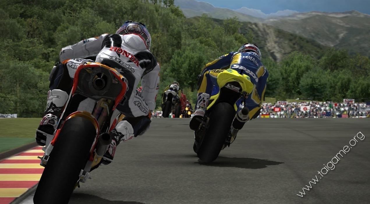 MotoGP 3: Ultimate Racing Technology - Download Free Full Games | Racing games