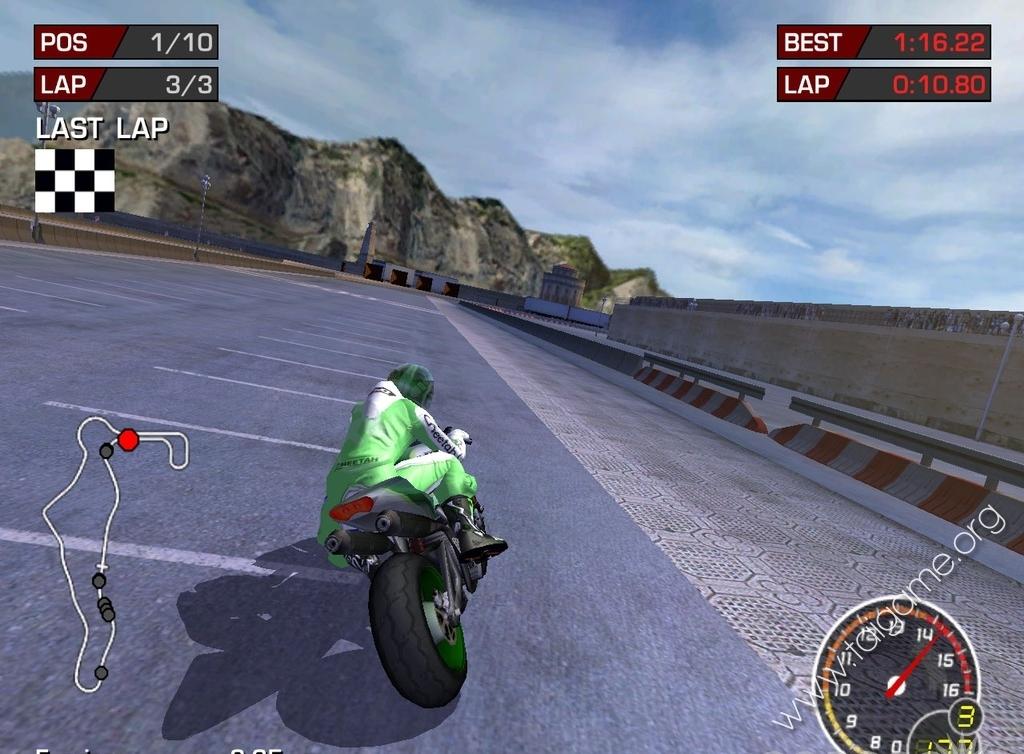 moto gp 3 game