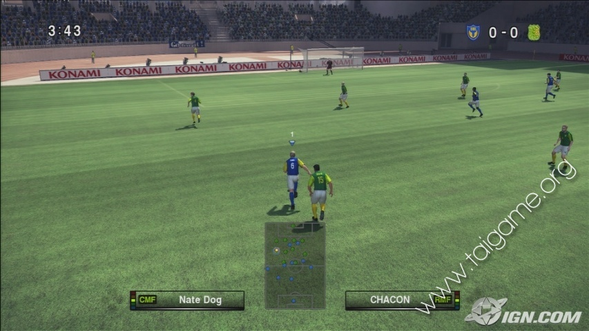 Pro Evolution Soccer Free Download Full PC Game