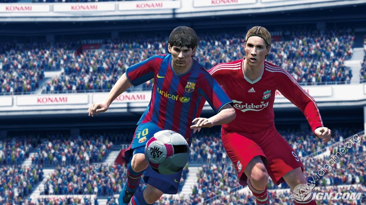 Pro Evolution Soccer PES 2010 - Download Free Full Games   Sports games