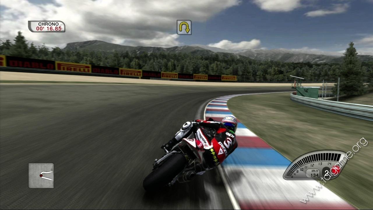 SBK 09 - Superbike World Championship - Tai game   Download game Đua xe