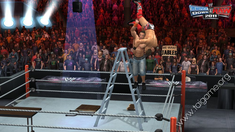 wwe smackdown vs raw game free download for android mobile
