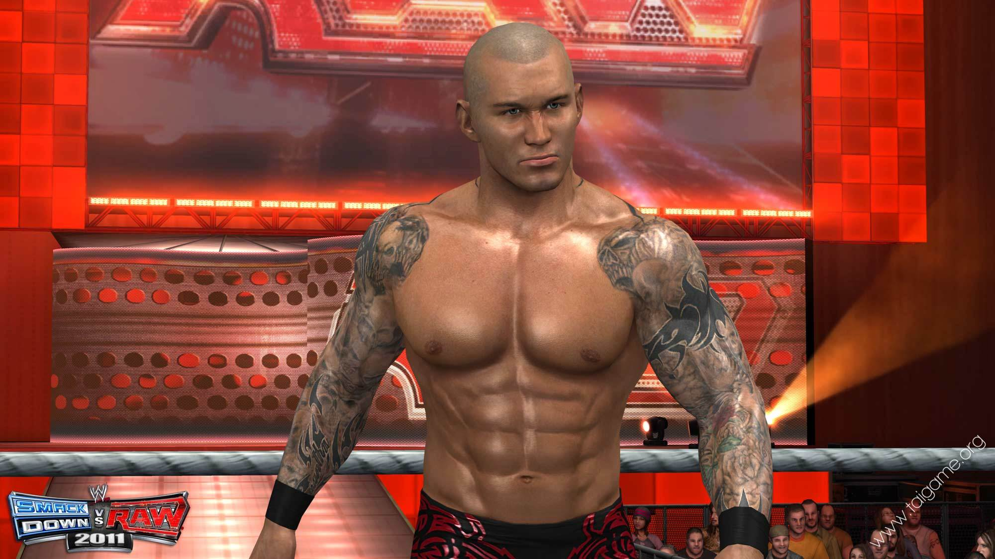 WWE SmackDown vs. Raw 2011 - Download Free Full Games | Fighting games