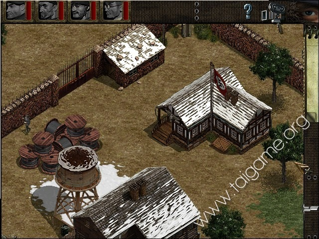 Commando Behind Enemy Lines Game - Free Download Full Version For Pc