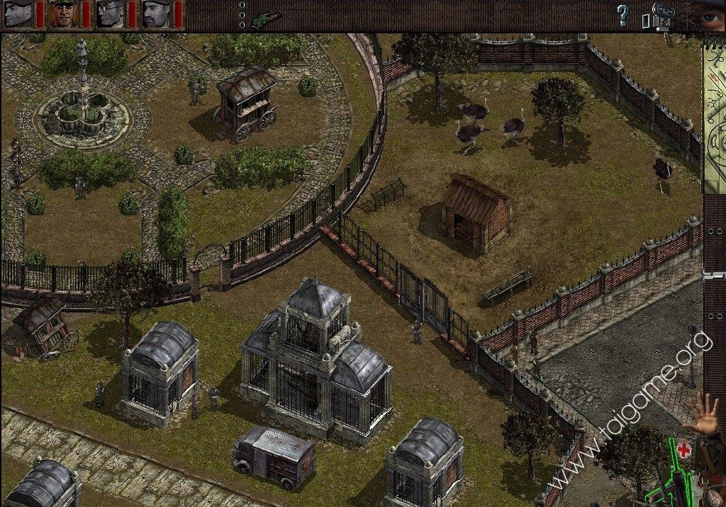 Commandos Beyond the Call of Duty Download ( Strategy Game)