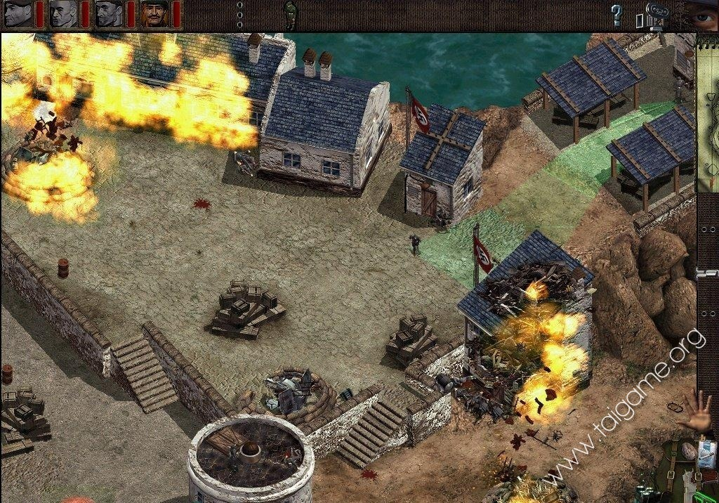 commandos beyond the call of duty download android
