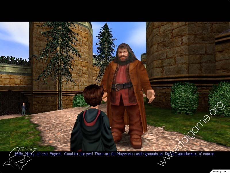 harry potter and the philosophers sorcerer stone pc game download