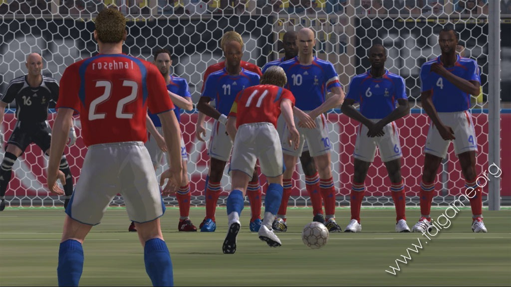 Pro Evolution Soccer PES 6 - Tai game | Download game Thể thao