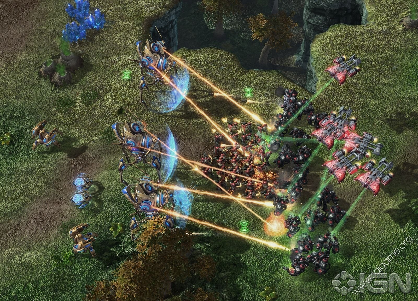Real-time strategy classic 'starcraft' becomes a free download for.