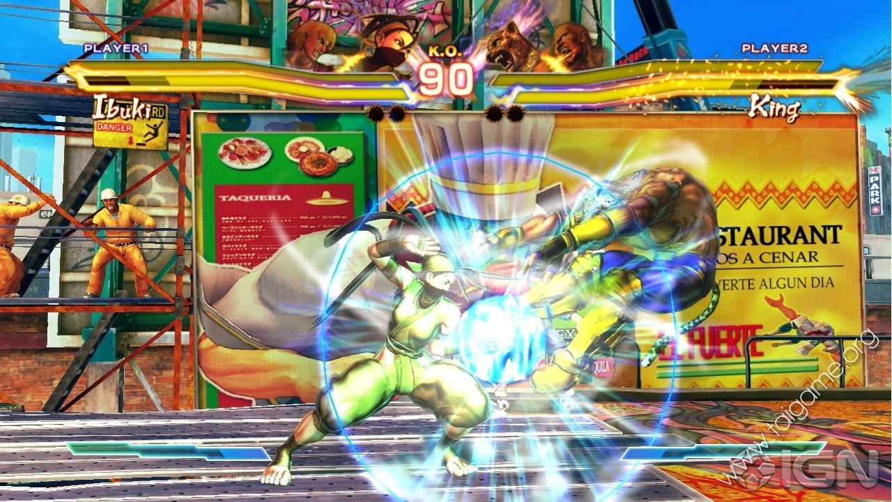 Play Street Fighter Game Here - A Classic Game on FOG.COM
