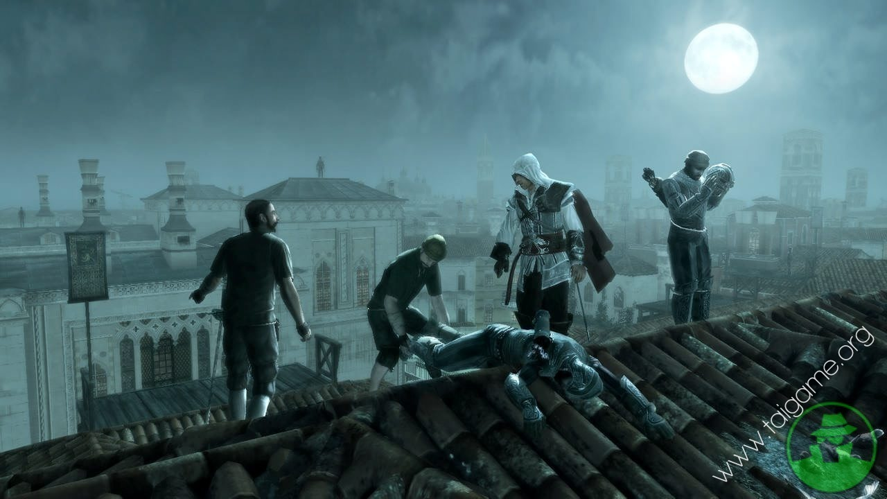 Assasin Creed 2 Java Game - Download for free on PHONEKY