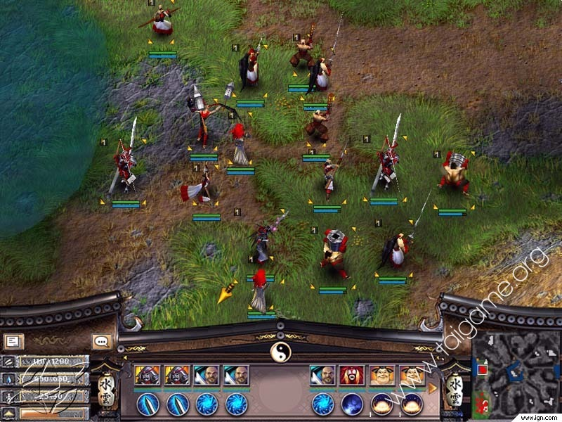 download game battle realms 2 winter of the wolf full version