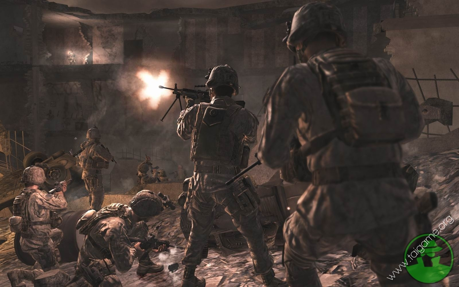 Download call of duty 4 modern warfare multiplayer patch