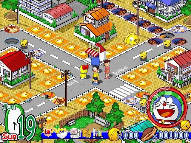 Doraemon Monopoly - Download Free Full Games | Card ...