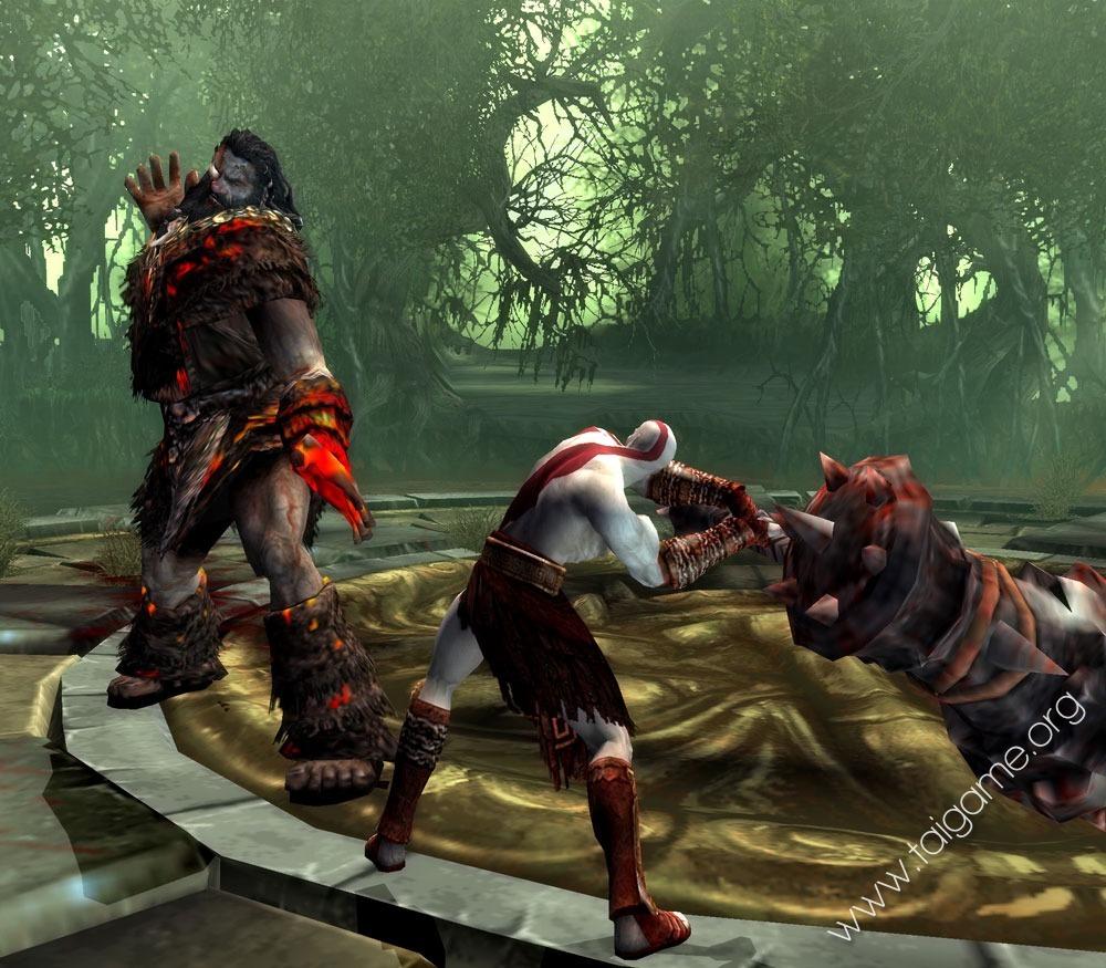 God of War II - Tai game | Download game Hành động