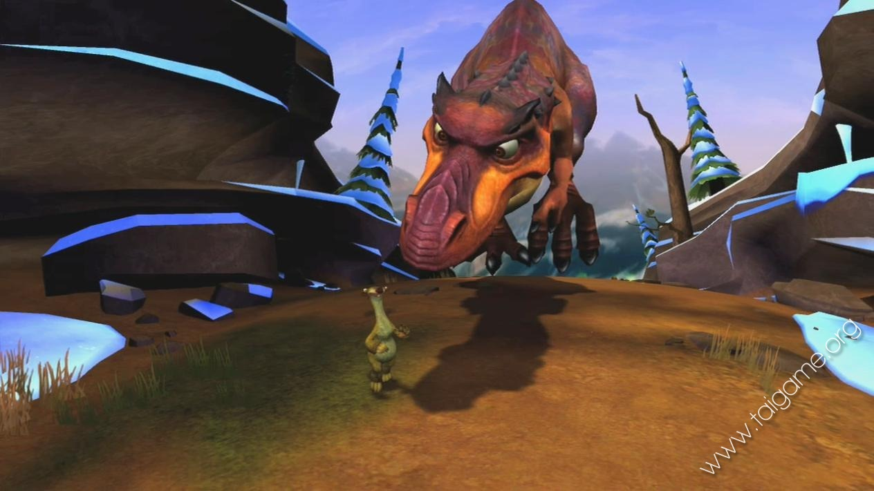 Ice Age Dawn Of The Dinosaurs Download Free Full Games