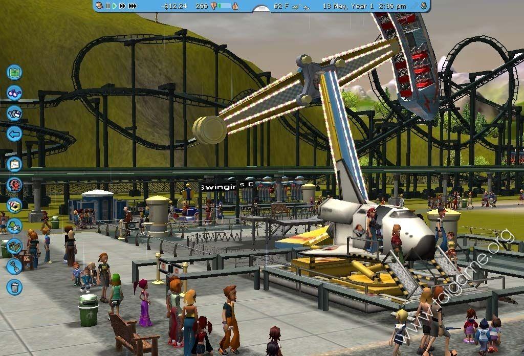 RollerCoaster Tycoon 3: Platinum - Tai game | Download game