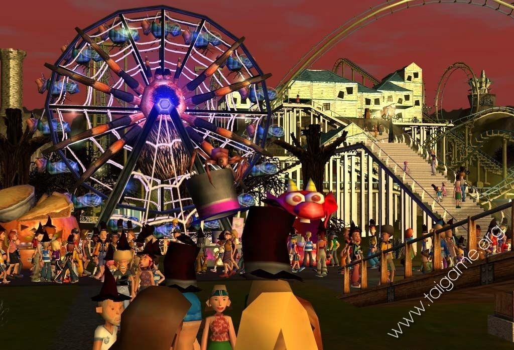 roller coaster tycoon 3  windows 7
