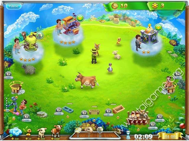 Farm world games.