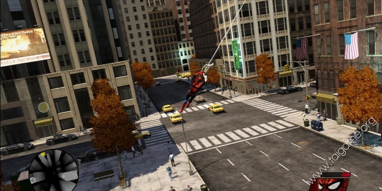 Spider-Man: Web of Shadows - Download Free Full Games