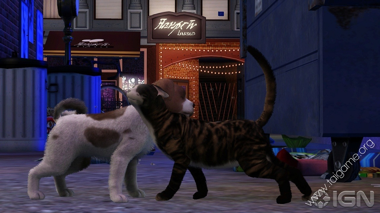 Sims  Cats And Dogs Secrets