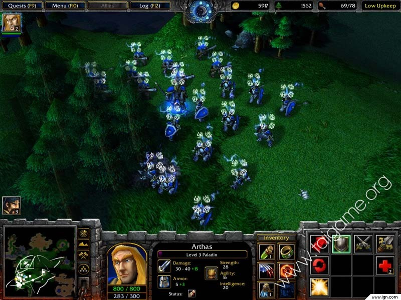 how to download warcraft 3 reign of chaos