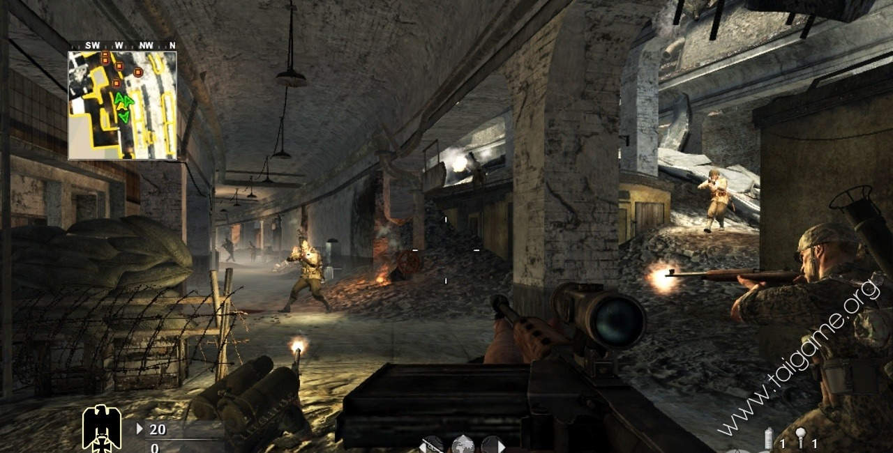 Call Of Duty World At War Download Free Full Games
