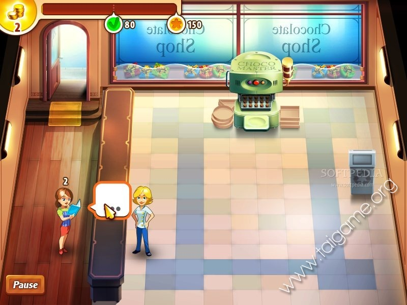 chocolate shop frenzy game download