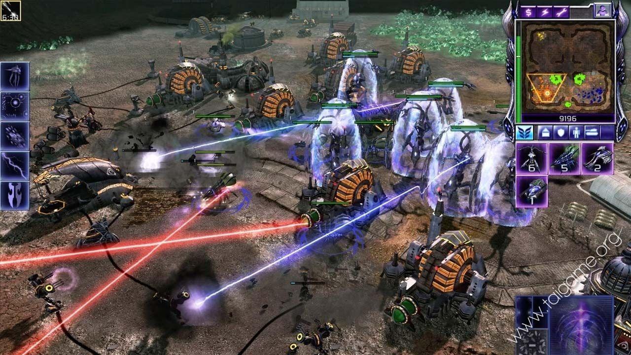Command & Conquer 3: Tiberium Wars for PC - GameFAQs