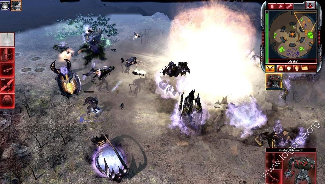 command and conquer tiberium wars online spielen