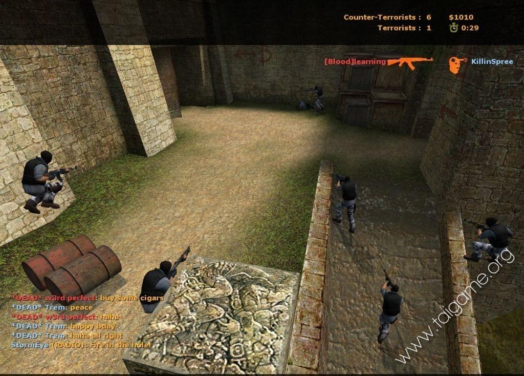 Counter Strike Source Full Game