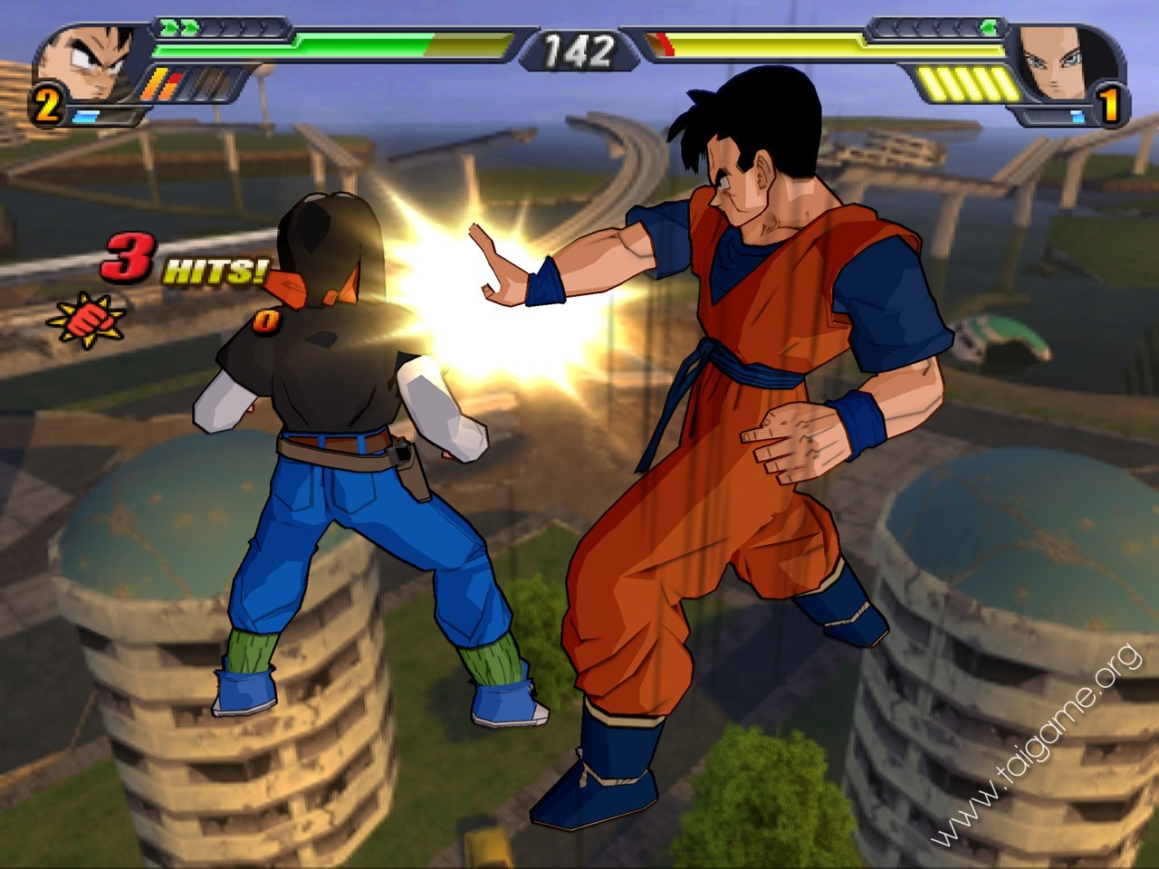 Dragon ball z budokai tenkaichi 3 download free full for Cool roms