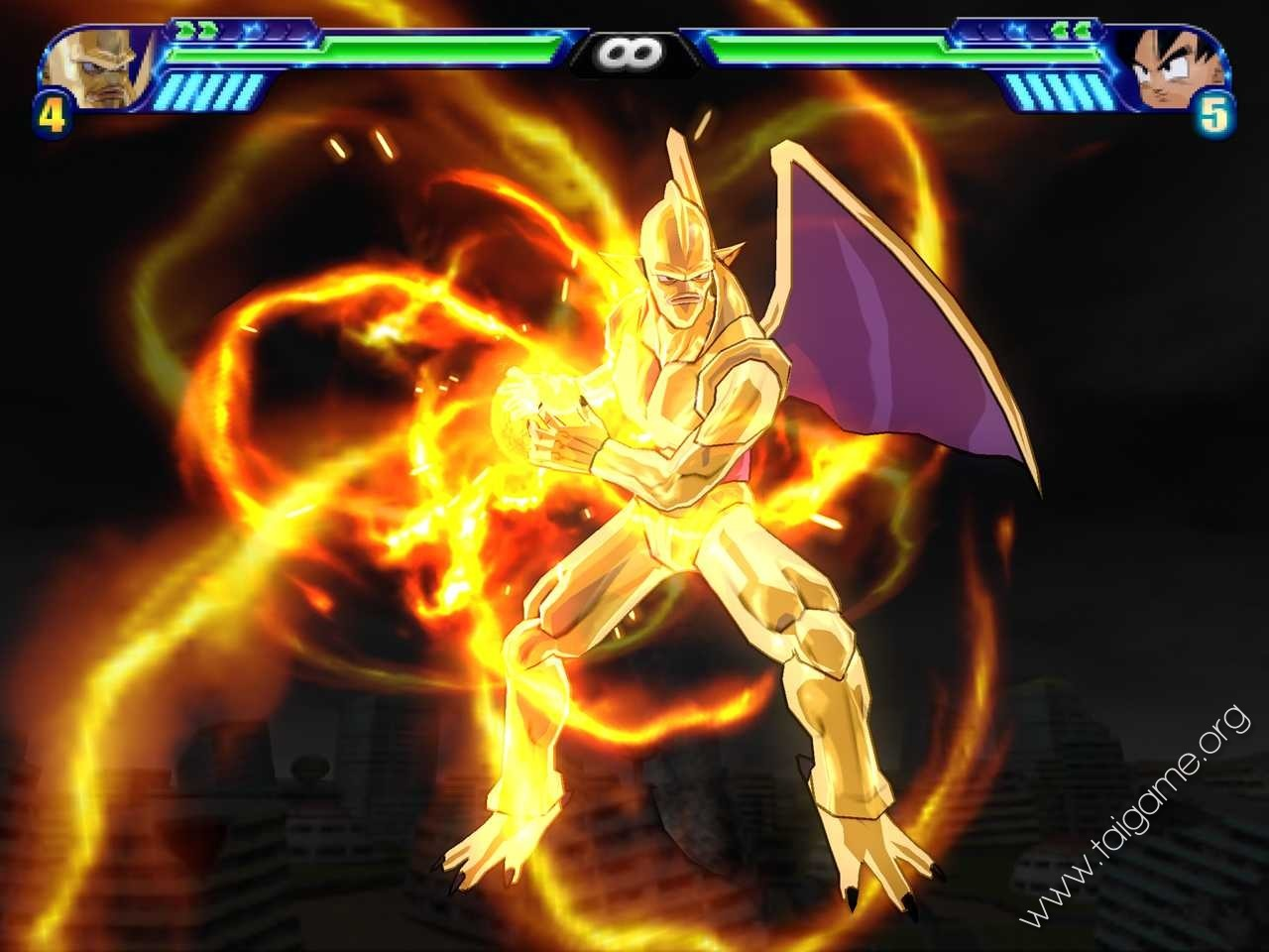 Dragon Ball Z: Budokai Tenkaichi 3 - Download Free Full